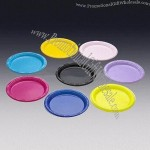 Disposable Party Plates with 7-inch