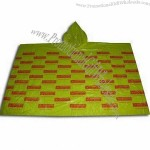 Disposable Poncho with 0.02mm Thickness