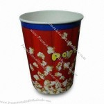 Disposable Popcorn Cup