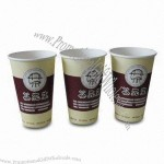 Disposable Soya-bean Milk Paper Cups