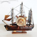 Distressed Fishing Boat Model(1)