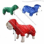 Dog Raincoat, Easy to Clean