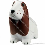 Dog Shape Stress Toys