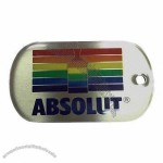 Dog Tag with Offset Printing