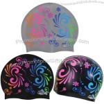 Dolfin Uglies Flower Swimming Cap