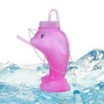 Dolphin Straw Cup