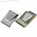 Double-Sided Money Clip Credit Card Holder