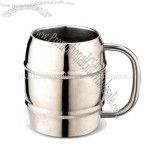 Double-wall Beer Mugs/cups