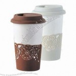 Double-wall Ceramic Cups
