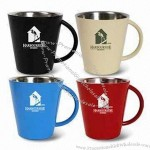 Double Wall Stainless Steel Coffee Cups