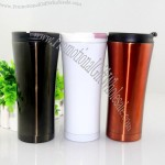 Double wall stainless steel travel mug 500ML