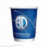 Double-walled Paper Cup