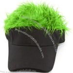 Dragonballz Hair Hat - Green Frizz Hat