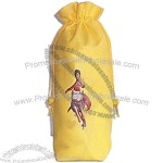 Drawstring wine bag(1)