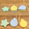 Drop and Star Shaped Cosmetic Puff