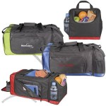 Dual Lunch/Sports Duffel Bag