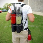 Dual Tank Backpack Drink Dispenser 210oz