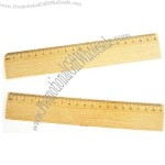 Durable Nature Wooden Ruler