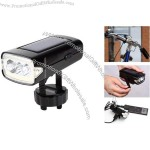 Dynamo Bike Headlight with Mobile Phone Charger