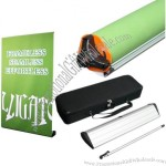 Easy Aligator Roll Up Banner Stand