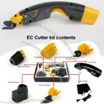 EC Cutter Electric Cordless Scissors