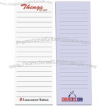 """Eco Adhesive Notepads 3"""" x 8"""" with 25 Sheets"""