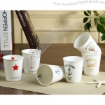 ECO Decal Ceramic Coffee Cup