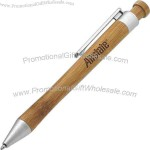 Eco-Friendly Click Action Ball Point Pens
