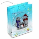 Eco-friendly Plastic Gift Bag with Full Printing