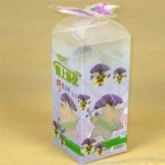 Eco-friendly Plastic Gift Boxes