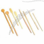 Eco-Friendly Wooden Coffee Stirrers Sticks