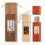 Eco-friendly Wooden USB Flash Drive
