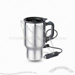 Electric Auto Mug with Plug
