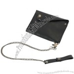 Electric Colt Chain Wallet Black
