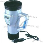 Electronic 12v Heating Mug with LCD Display