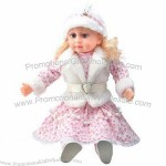 Electronic baby doll, Spanish