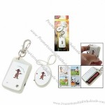 Electronic Wireless Personal Reminder Pets Bags Alarm