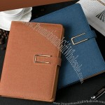 Embossed Leather or PU Covers Daily Planner Diary and Notebooks
