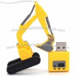 Engineering Truck Shaped USB Flash Drive