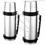 EU Food Grade Vacuum Flask, Keep Hot And Cold For More Than 12 Hours