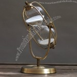 European Style Imitation Copper Hourglass Sand Timer