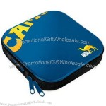EVA CD Case With Zipper