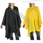 EVA Poncho with Hood for Women