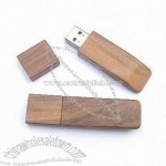 Exquisite Wooden USB Memory Stick