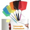 Extendable Mosquito Fly Swatter, Telescopic Bug Zapper