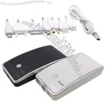 External 14000mAh Emergency Power Battery Charger with LED Flashlight for iPhone/Cell Phone