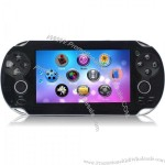 Fashion Handheld Game Console with MP5 Game Player