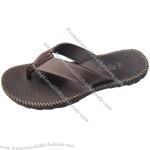 Fashion Leather Slippers
