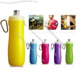 Fashion Plastic Filtered Water Bottle
