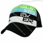 Fashion Printed Mesh Baseball Cap